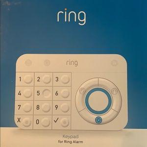 BRAND NEW Ring keypad alarm